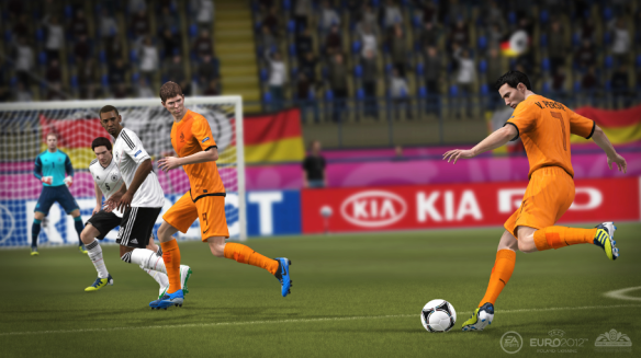 Ea sports uefa euro 2012 game lands as digital only title | t3.
